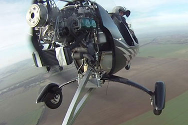 Qualified Gyrocopter maintenance and servicing by Kai Barnett